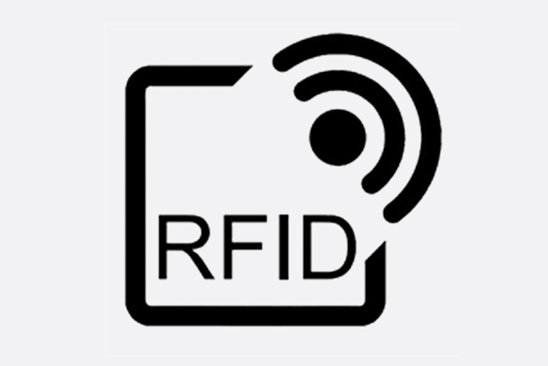 Fixed RFID scanner